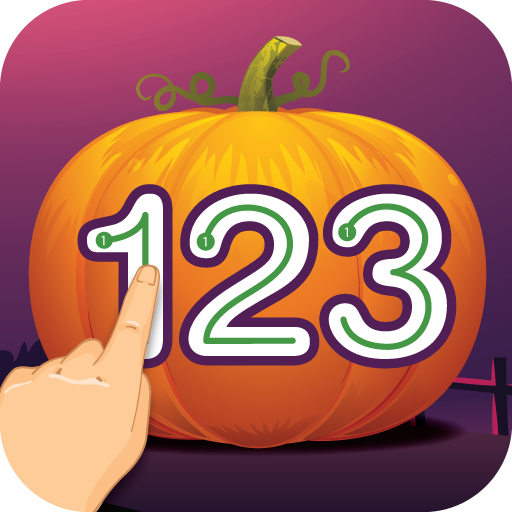 Write Numbers: Tracing 123 Halloween Edition (game)