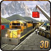 Game Cargo Bullet Train Car Driver APK for Windows Phone