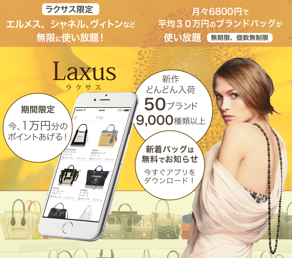 Laxus Screenshot 4