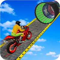 Racing Moto Bike Stunt : Impossible Track Game For PC Free Download (Windows/Mac)