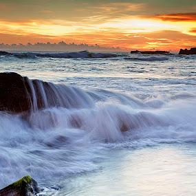 The beauty  of Mengening. by Ketut Pujantara - Landscapes Waterscapes ( water, seseh, mengening beach, beach, pantai mengening )