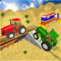 Heavy Duty Tractor Cargo Train Transport APK for Bluestacks