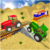 Heavy Duty Tractor Cargo Train Transport file APK Free for PC, smart TV Download