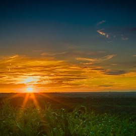 by Chris Knowles - Landscapes Sunsets & Sunrises