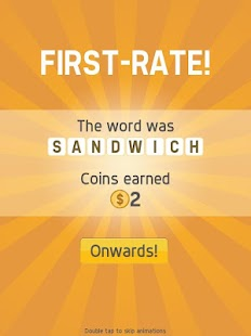 Pictoword: Fun Word Games, Offline Word Brain Game Screenshot
