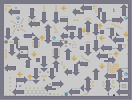 Thumbnail of the map 'Arrows'