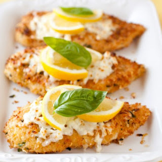 Amazing Lucky Lemon Chicken Romano