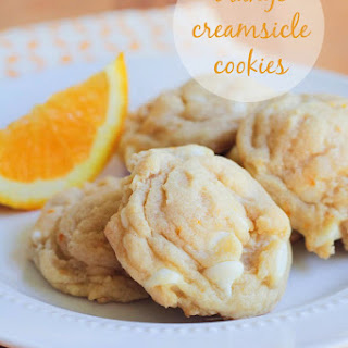 Orange Creamsicle Cookies Recipes
