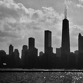 Chicago by Sarah Harding - Novices Only Landscapes ( skyline, buildings, novices only, architecture, cityscape,  )