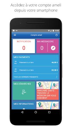 ameli, l'Assurance Maladie 9.0.0 screenshot 2088625