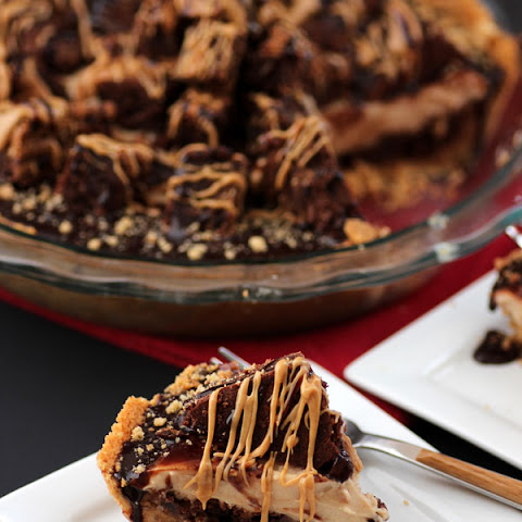 Peanut Butter Pudding Pie