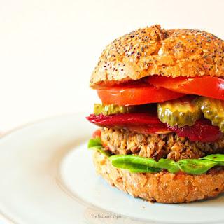 Lentil Chili Burgers Recipes