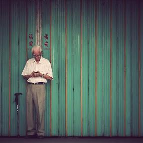 oldies by Firdaus Hadzri - City,  Street & Park  Street Scenes ( oldies, rare, ipoh, street photography, firdaus hadzri )
