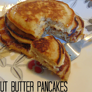 Healthy Peanut Butter Pancakes Recipes