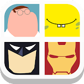 Download Close Up Character - Pic Quiz! APK on PC