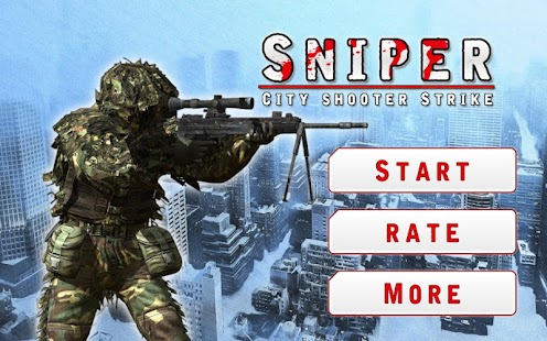 Sniper City Shooter Strike - screenshot