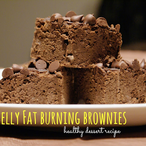 Belly Fat Burning Brownies