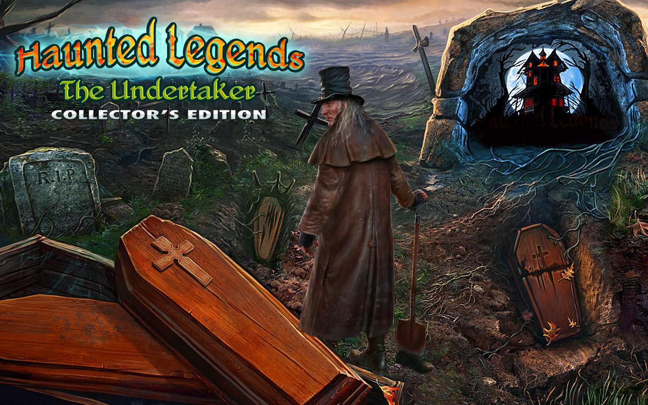 Haunted Legends.The Undertaker Screenshot 16