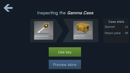 Case Opener- screenshot thumbnail
