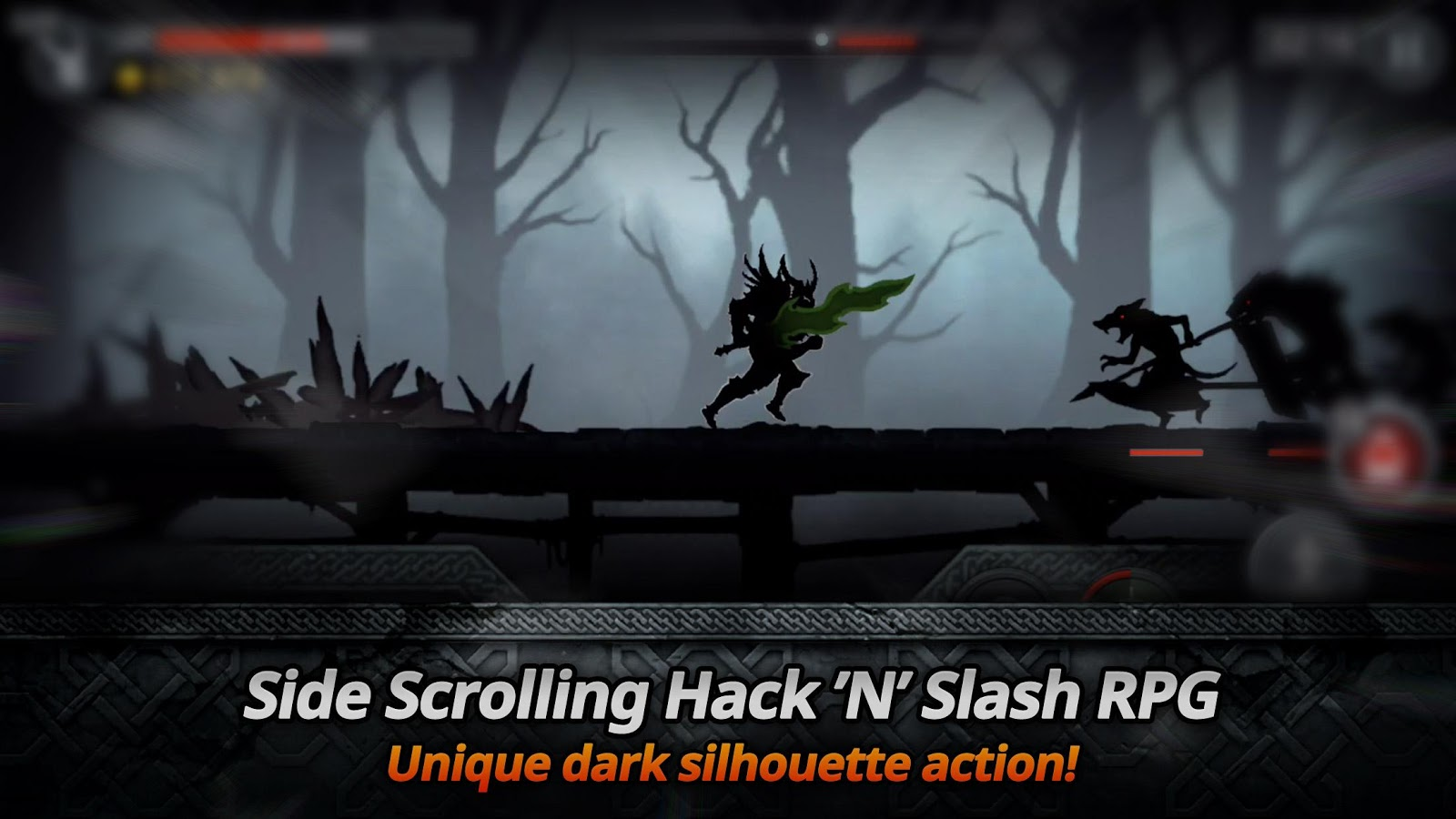 Dark Sword Screenshot 2