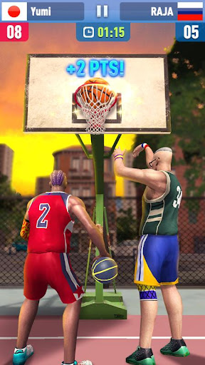 Basketball Shoot 3D For PC