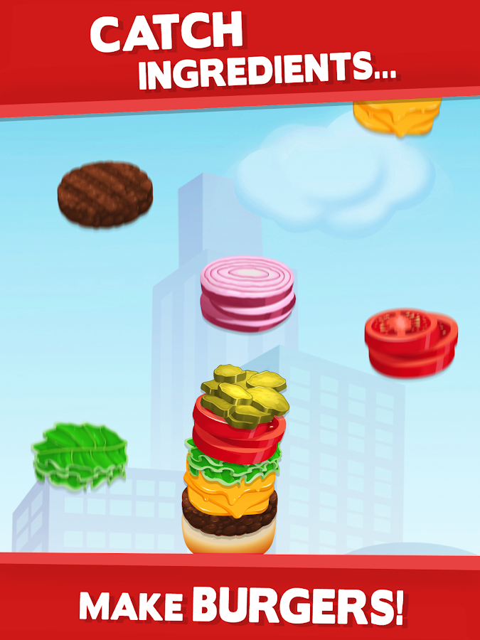 Sky Burger Screenshot 6