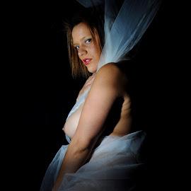 Lady of the Mist by DJ Cockburn - Nudes & Boudoir Artistic Nude ( model )