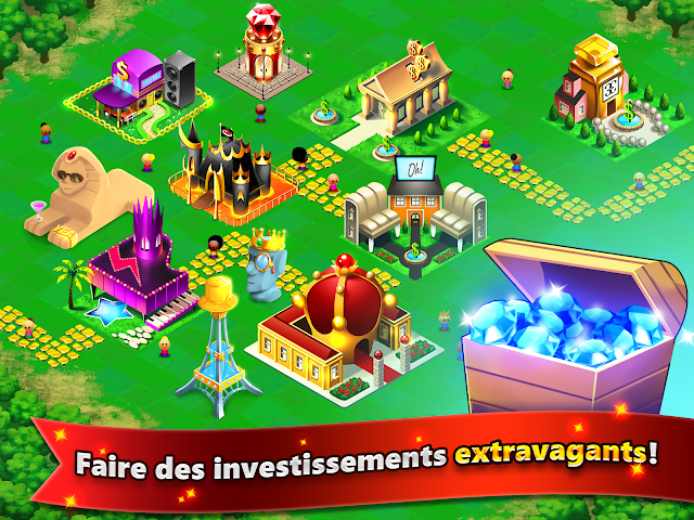 android Money Tree City - Riche Ville Screenshot 6
