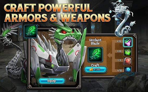 DragonSoul apk screenshot