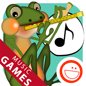 Music Games: The Froggy Bands For PC