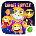 Keyboard Sticker Emoji Lovely APK for Bluestacks