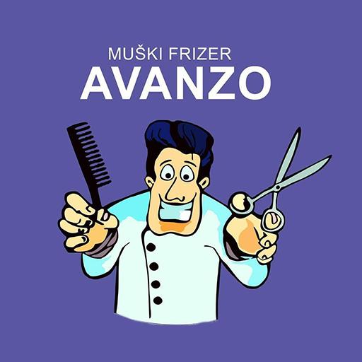 Android aplikacija Avanzo - muski frizer na Android Srbija