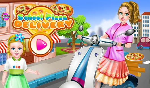 School Pizza Delivery- screenshot thumbnail