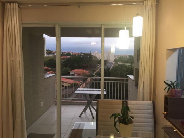 Apartamento com 2 dormitórios à venda, 65 m² por R$ 344.500 - Residencial Monte Bianco - Itatiba/SP