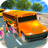 Free High School Bus Driving 3D APK for Windows 8