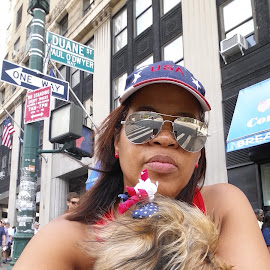 USA! by Rosemarie ramos Maymi - Sports & Fitness Soccer/Association football (  )