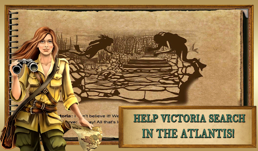 Victoria Atlantis Hidden Obj. - screenshot