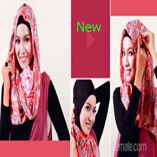 TutorialHijabbaru - screenshot
