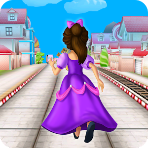 Surffing Princess: Endless Running For PC / Windows 7/8/10 / Mac – Free Download