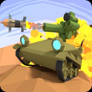 IronBlaster : Online Tank Battle APK for Nexus