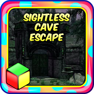 Sightless Cave Escape Game