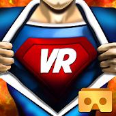 Superhero VR 3D Game APK for Bluestacks