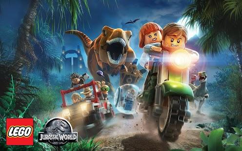APK Game LEGO® Jurassic World™ for BB, BlackBerry