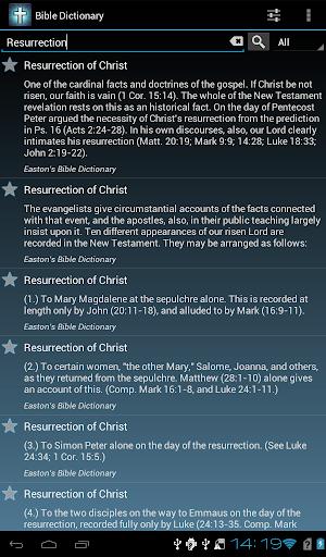 The Original Bible Dictionary® OFFLINE screenshot 8