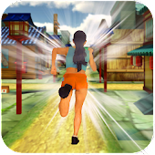 Game Golden Ninja Temple Run apk for kindle fire
