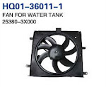 Elantra 2011 Other Auto Parts, Water Pot, Fan for Water Tank, Fan for Air Conditioner, Rain Cover, Engine Cover (25380-3X000, 98620-3X000)