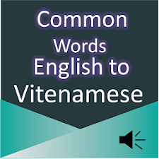 Common Words ENG to Vitenamese
