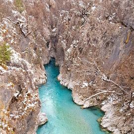 Kanioni i Shoshanit by Arber Shkurti - Novices Only Landscapes