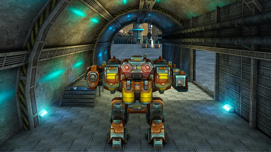 Mech Robot War 2050 Screenshot 10