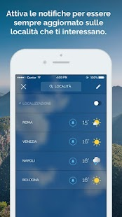 Meteo.it APK for Bluestacks
